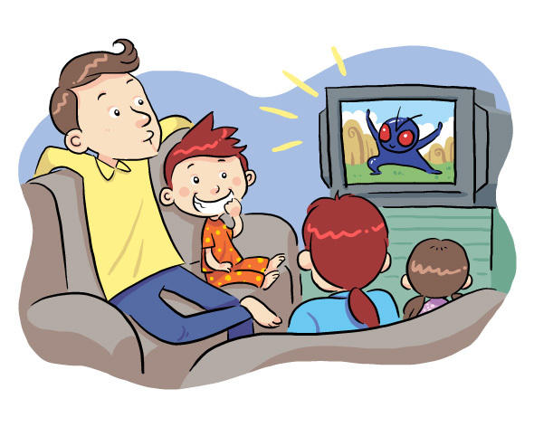 A parent's guide to television